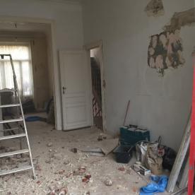 renovation maison unifamiliale schaerbeek 1