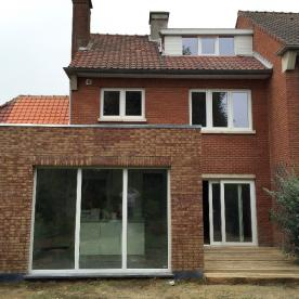 Extension Woluwe